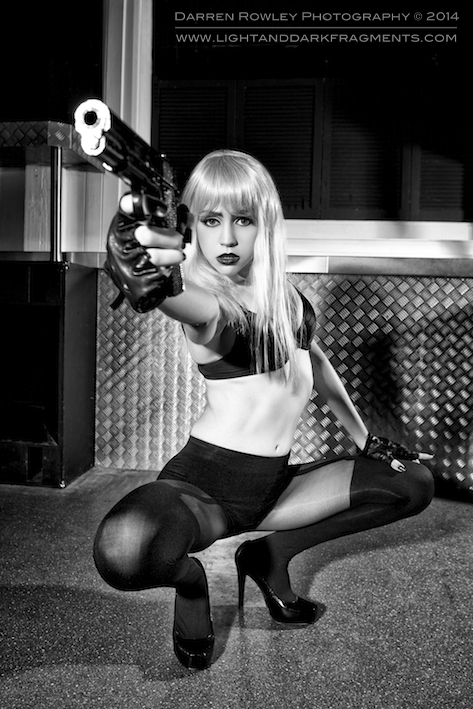Sin City Cosplay / Photography by D Rowley Photography / Uploaded 14th October 2014 @ 04:52 PM