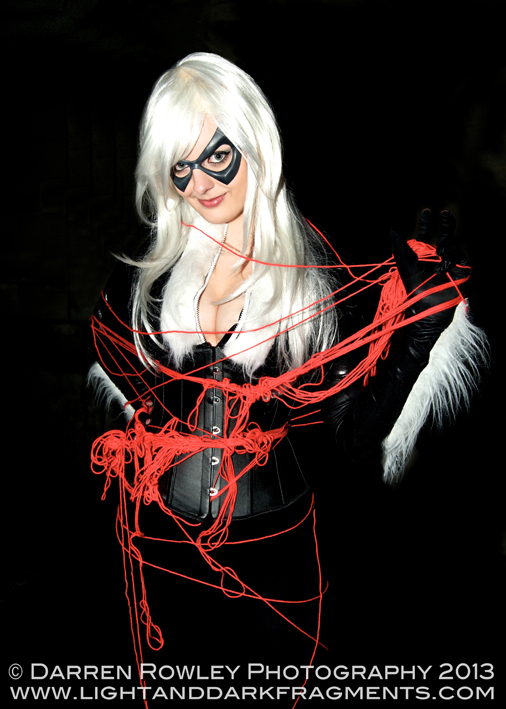 Black Cat (Kate Quinn) Cosplay / Photography by D Rowley Photography / Uploaded 28th January 2013 @ 03:28 PM