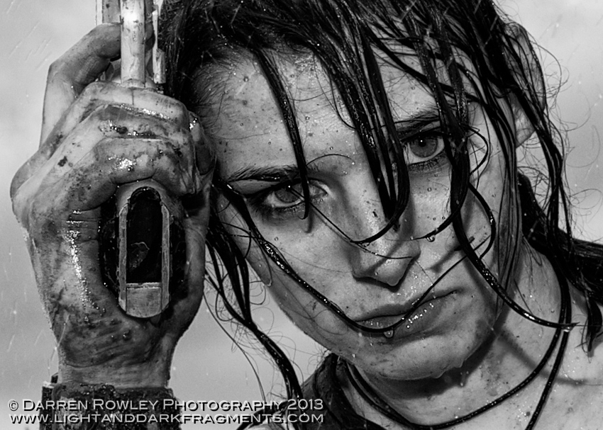Rachel (Lara Croft Reborn Cosplay) / Photography by D Rowley Photography / Uploaded 23rd January 2013 @ 06:31 PM