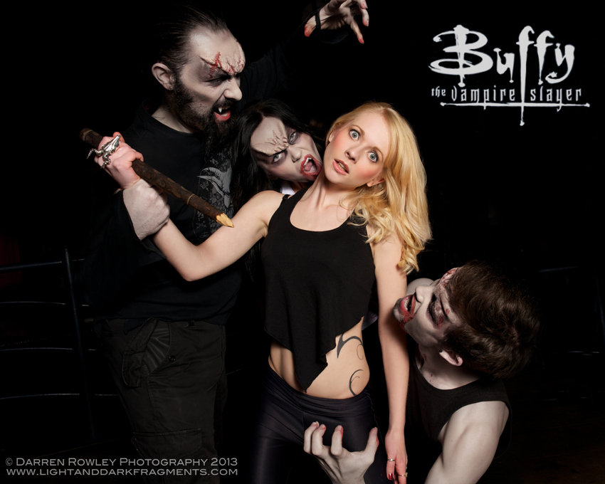 Buffy Cosplay Shoot / Photography by D Rowley Photography, Model LisaJane / Uploaded 19th March 2013 @ 09:35 PM