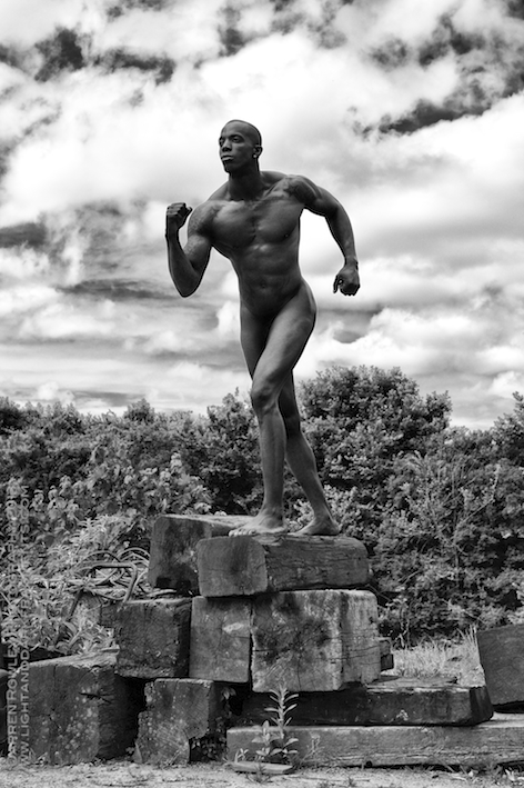 Olympian Sculpture / Photography by D Rowley Photography / Uploaded 19th July 2013 @ 10:07 PM