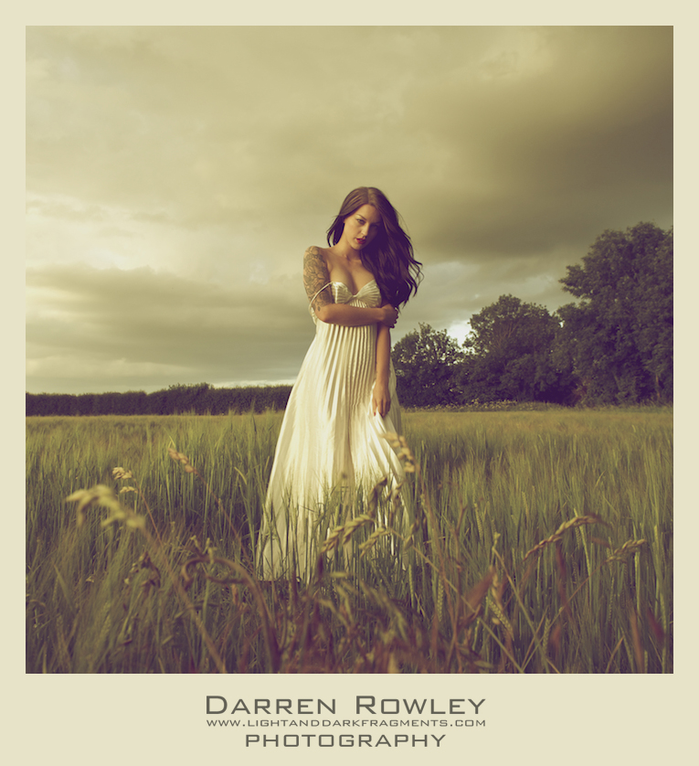 Stormy skies / Photography by D Rowley Photography, Model Jem Rose, Post processing by D Rowley Photography / Uploaded 9th July 2015 @ 10:46 AM