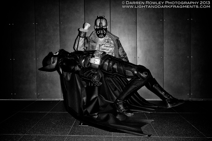 Kirk (Nolan Batman) Cosplay / Photography by D Rowley Photography / Uploaded 29th January 2013 @ 09:54 AM