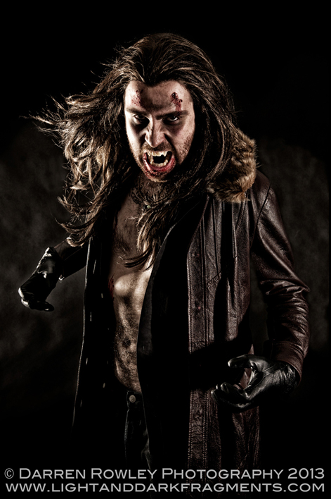"""Lucien """"Mitch' Underworld / Photography by D Rowley Photography / Uploaded 23rd January 2013 @ 10:14 PM"""