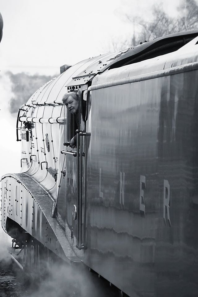 Trains / Photography by Chris Moffatt / Uploaded 24th February 2016 @ 02:38 PM