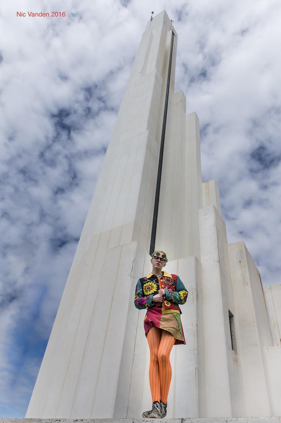 Saroumane Tower in Tenerife... / Photography by Nicolas Vanden, Model Wonderdust Supertramp, Post processing by Nicolas Vanden / Uploaded 5th April 2016 @ 12:36 AM