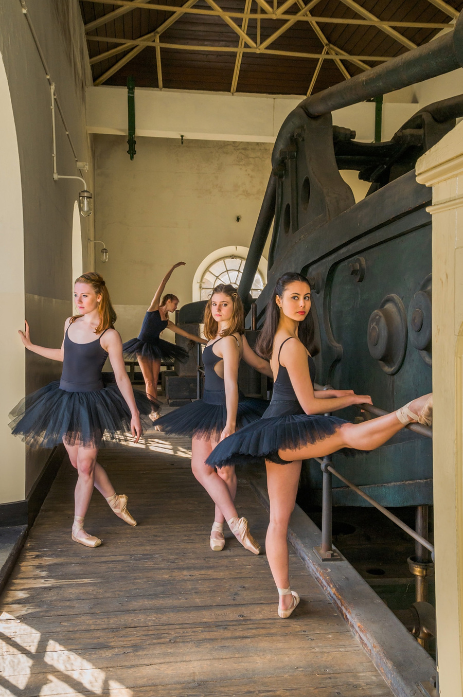 Rambert School of Ballet at Kew Bridge 34 / Photography by Ian Cartwright / Uploaded 29th April 2013 @ 05:17 PM