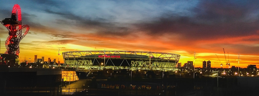 Olympic stadium London / Photography by MoSnapz / Uploaded 11th December 2016 @ 09:03 PM
