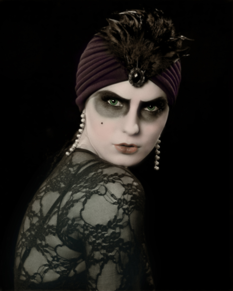 Avant Garde Look / Photography by harryw, Makeup by Keli Cartwright HMUA, Post processing by harryw, Hair styling by Keli Cartwright HMUA / Uploaded 13th November 2017 @ 08:05 PM