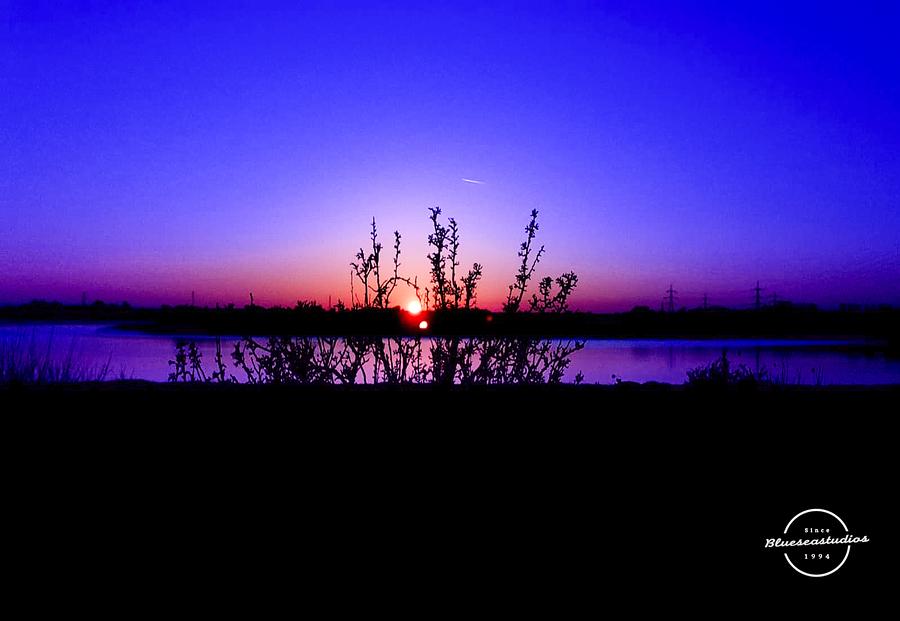 Hambleton, Sunset by the Wyre / Photography by Blueseastudios / Uploaded 27th February 2019 @ 12:14 AM