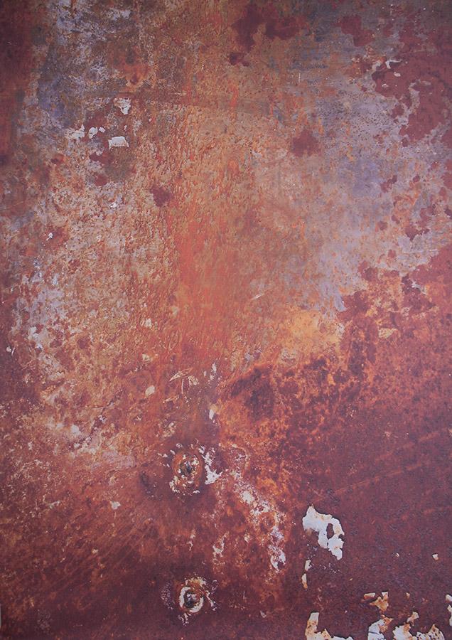 Rusty Plate / Taken at Spitfire Studio Swindon / Uploaded 18th November 2015 @ 02:47 PM
