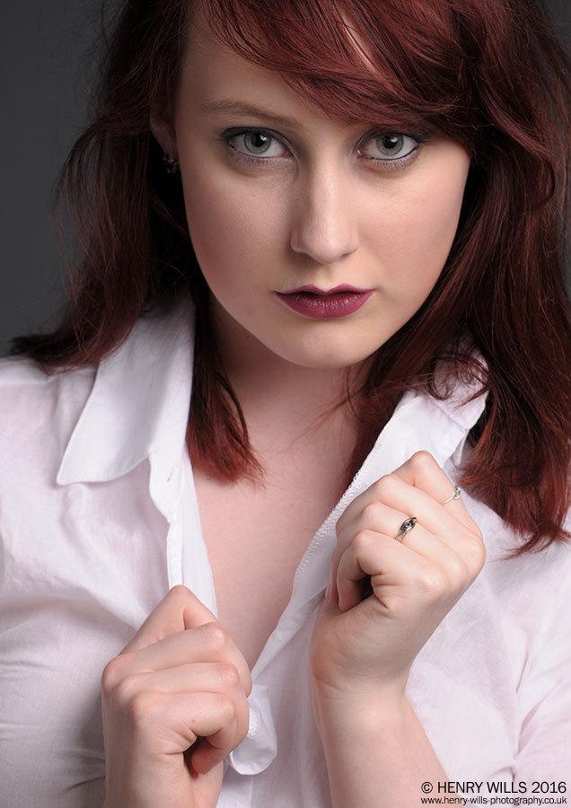 Photography by Henry Wills, Model Aerlise, Taken at Spitfire Studio Swindon / Uploaded 12th September 2016 @ 02:33 PM