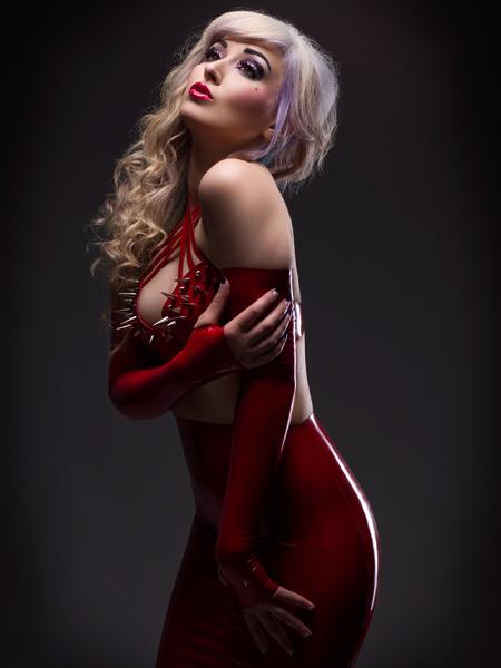 Nina for Ooh La Latex / Photography by Julian M Kilsby / Uploaded 3rd October 2012 @ 12:38 AM