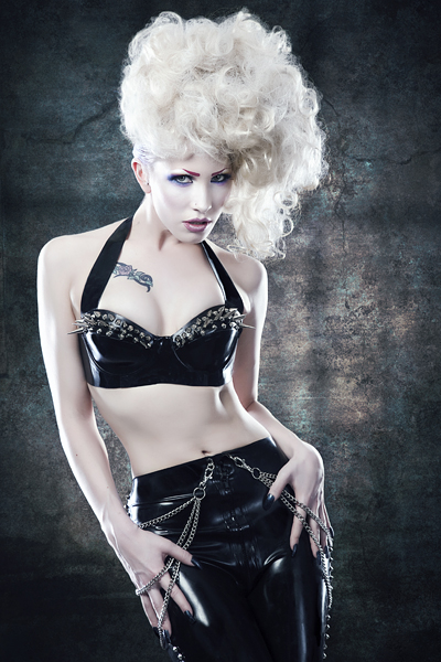 Ryo for Ooh La Latex / Photography by Julian M Kilsby / Uploaded 3rd October 2012 @ 12:49 AM