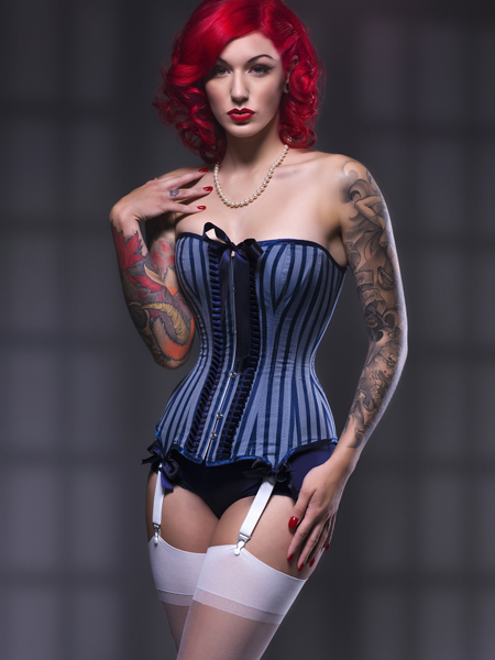 Cervena Fox for Valkyrie / Photography by Julian M Kilsby / Uploaded 2nd October 2012 @ 11:59 PM
