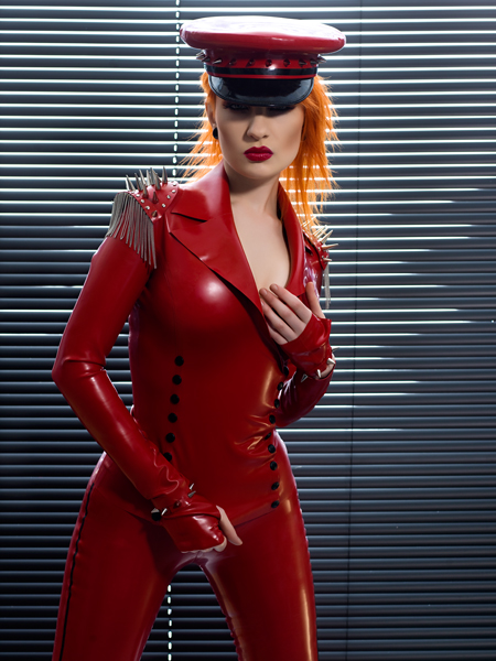 Ulorin Vex for Ooh La Latex / Photography by Julian M Kilsby / Uploaded 3rd October 2012 @ 01:14 AM
