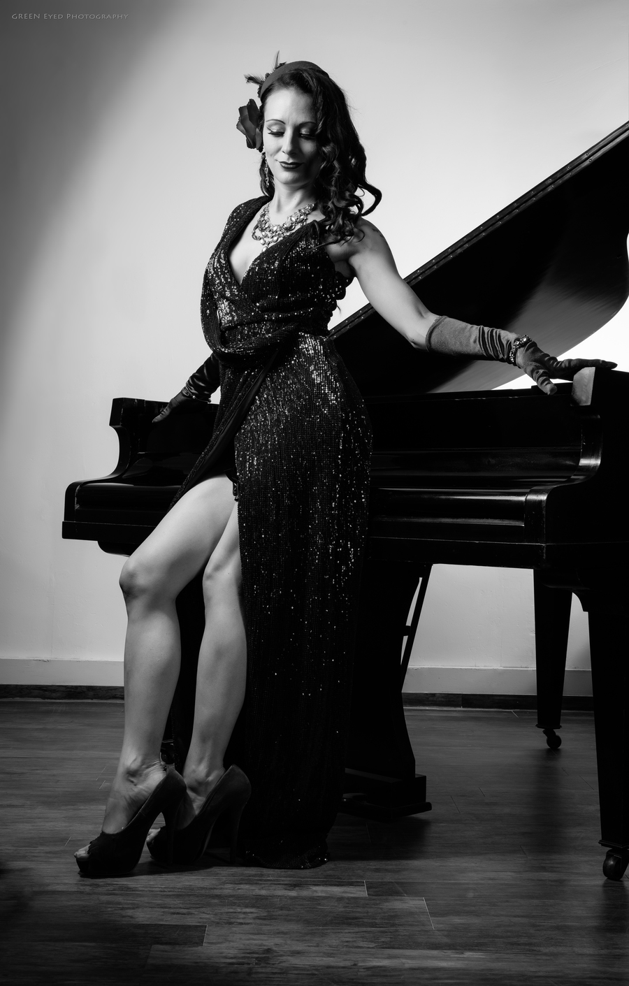 Baby grand / Photography by Green Eyed Photography, Model Evelyn Wood, Post processing by Green Eyed Photography, Taken at Green Eyed Photography / Uploaded 11th October 2021 @ 01:37 PM