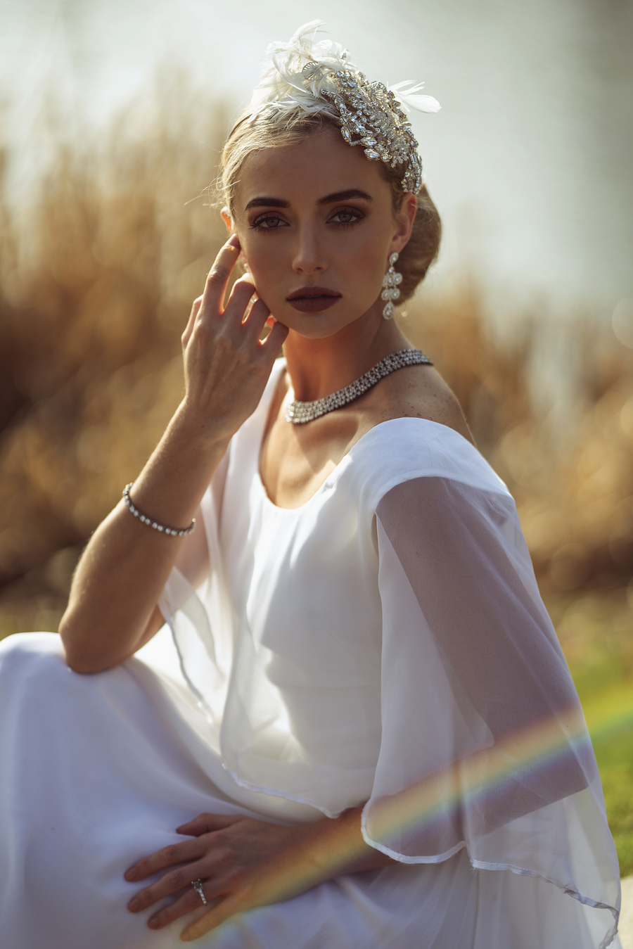 Bridal Portrait / Photography by Kirk Schwarz / Uploaded 27th February 2019 @ 12:03 PM