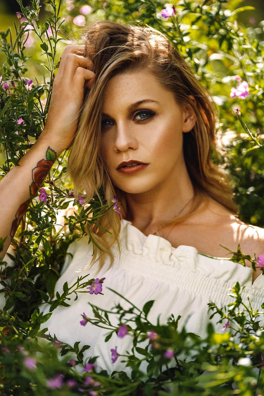 Lolita_Ward / Photography by Kirk Schwarz, Model Lolita_Ward, Makeup by Alice Snell Makeup Artist / Uploaded 14th August 2019 @ 09:24 AM