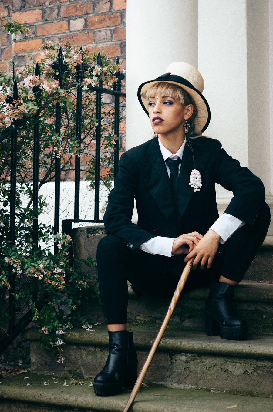 Hat and Stick / Photography by Kyle May, Assisted by CharlotteJayne / Uploaded 12th September 2016 @ 12:42 AM