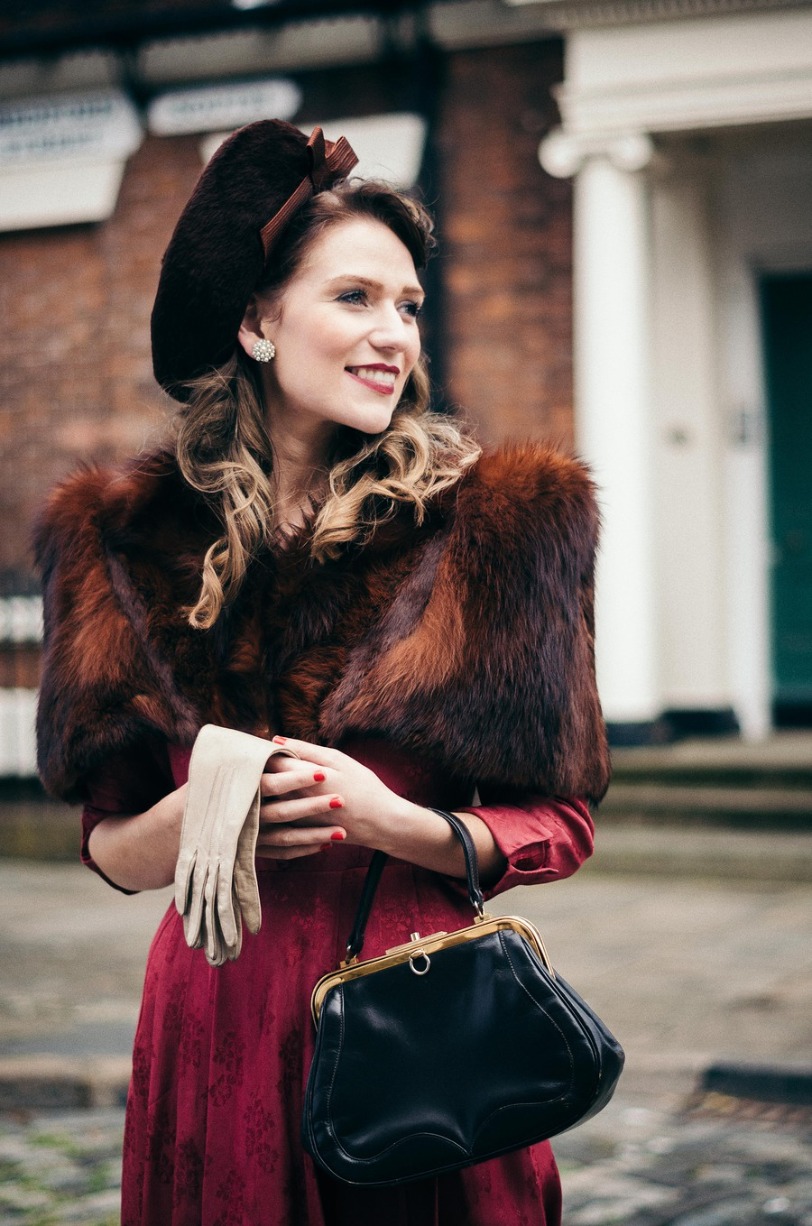 1940s street fashion / Photography by Kyle May, Assisted by CharlotteJayne / Uploaded 12th September 2016 @ 01:06 AM