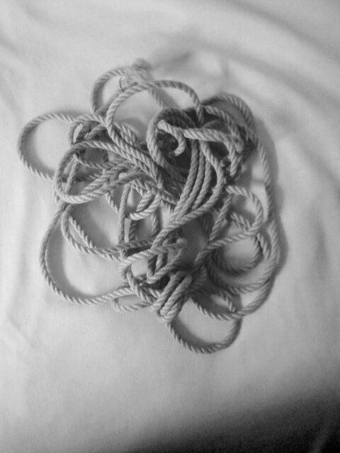 Messy rope /  / Uploaded 17th May 2016 @ 02:14 PM
