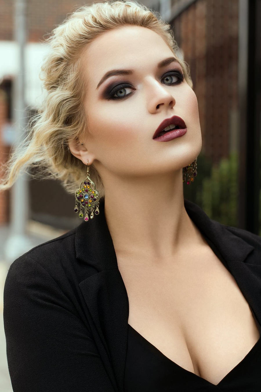 Smoke / Model Jessica Megan / Uploaded 14th July 2016 @ 10:14 PM