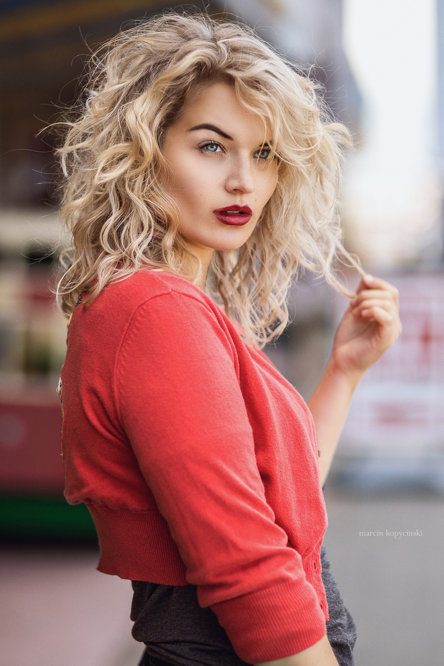 Golden Girl / Photography by Marcin K, Model Jessica Megan / Uploaded 6th October 2016 @ 08:34 AM