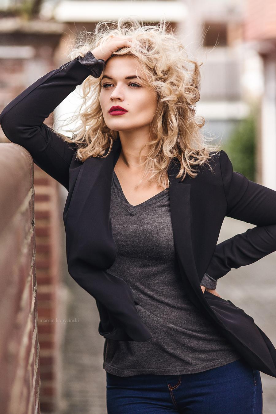 Hyperballad / Photography by Marcin K, Model Jessica Megan / Uploaded 9th October 2016 @ 07:25 PM