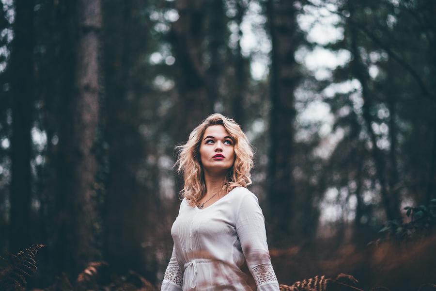 The Forest / Model Jessica Megan / Uploaded 19th December 2016 @ 09:18 PM