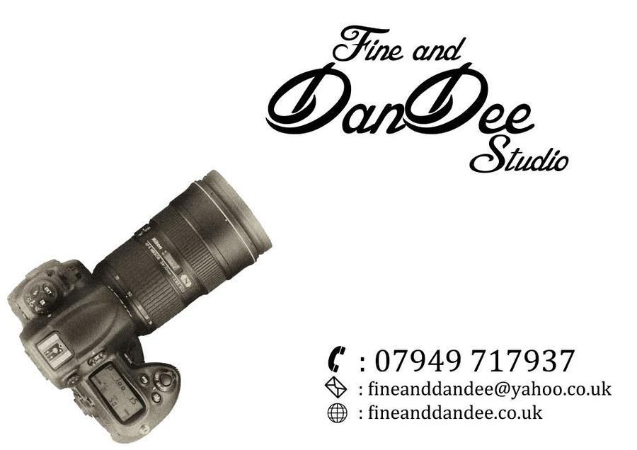 Taken at Fine and DanDee Studio / Uploaded 24th April 2013 @ 09:52 AM