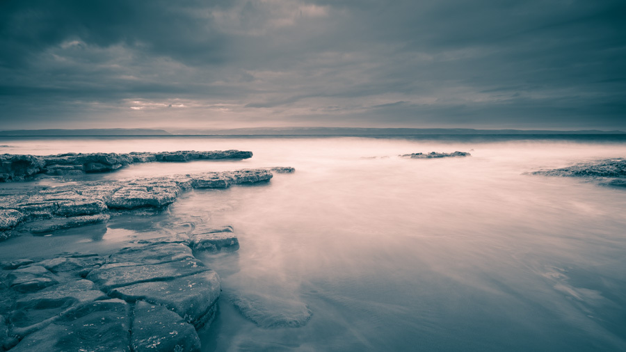 Dunraven Bay South Wales / Photography by Kelvin Brain - Mill-Lodge Brecon Beacons, Post processing by Kelvin Brain - Mill-Lodge Brecon Beacons / Uploaded 27th January 2017 @ 09:30 AM