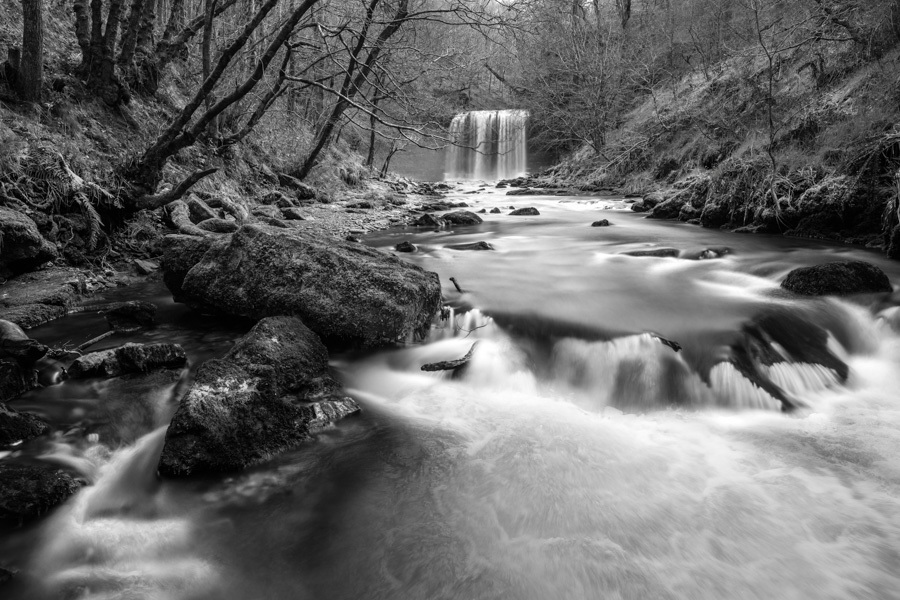 Sgwd yr Eira / Photography by Kelvin Brain - Mill-Lodge Brecon Beacons, Post processing by Kelvin Brain - Mill-Lodge Brecon Beacons / Uploaded 5th April 2017 @ 06:41 PM