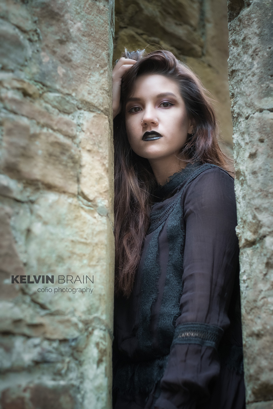 Follow Me / Photography by Kelvin Brain - Mill-Lodge Brecon Beacons, Model ModelMaya, Post processing by Kelvin Brain - Mill-Lodge Brecon Beacons / Uploaded 16th April 2017 @ 02:58 PM