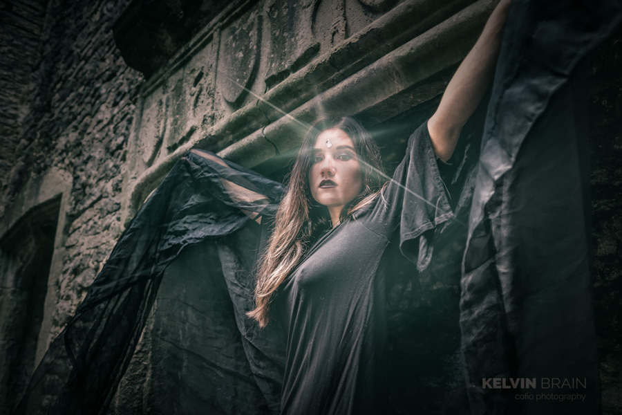 Photography by Kelvin Brain - Mill-Lodge Brecon Beacons, Model ModelMaya, Post processing by Kelvin Brain - Mill-Lodge Brecon Beacons / Uploaded 17th April 2017 @ 05:20 PM