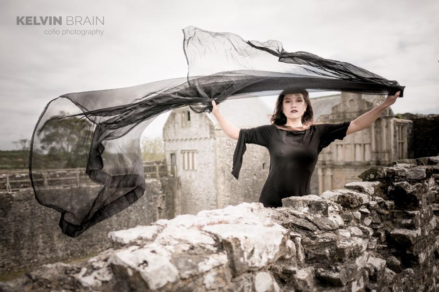 Dark Freedom / Photography by Kelvin Brain - Mill-Lodge Brecon Beacons, Model ModelMaya, Post processing by Kelvin Brain - Mill-Lodge Brecon Beacons / Uploaded 18th April 2017 @ 09:04 AM