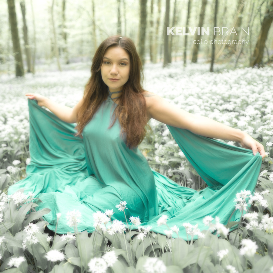 Channelle / Photography by Kelvin Brain - Mill-Lodge Brecon Beacons, Model ModelMaya, Post processing by Kelvin Brain - Mill-Lodge Brecon Beacons, Designer Falcieri Designs / Uploaded 9th May 2017 @ 08:47 PM