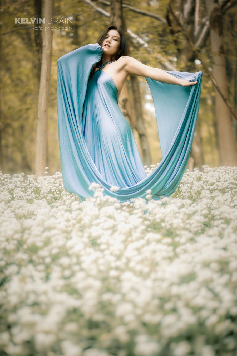 Forest Freedom / Photography by Kelvin Brain - Mill-Lodge Brecon Beacons, Model ModelMaya, Post processing by Kelvin Brain - Mill-Lodge Brecon Beacons, Designer Falcieri Designs / Uploaded 27th May 2017 @ 12:08 PM