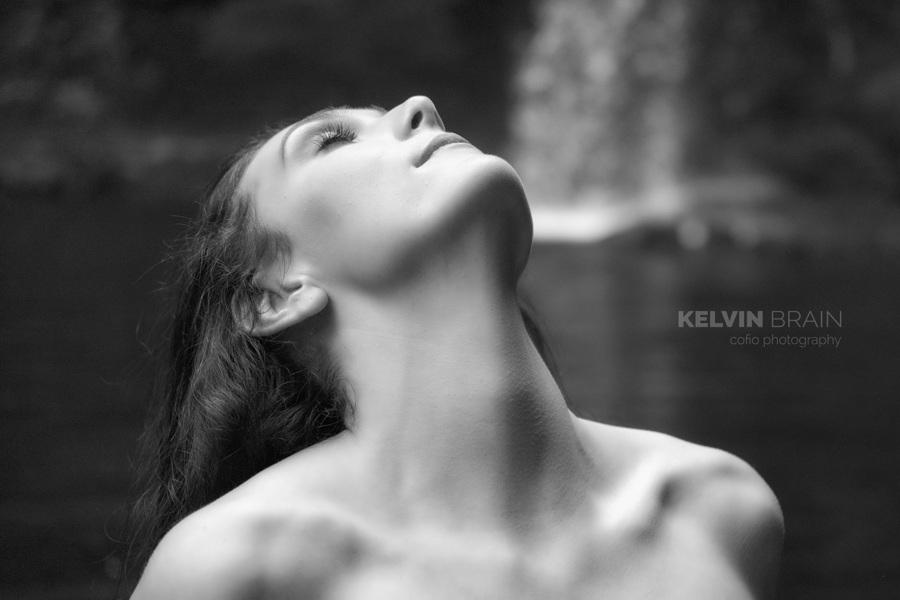 Emergence / Photography by Kelvin Brain - Mill-Lodge Brecon Beacons, Model Stephanie Venn, Post processing by Kelvin Brain - Mill-Lodge Brecon Beacons / Uploaded 6th July 2017 @ 01:30 PM