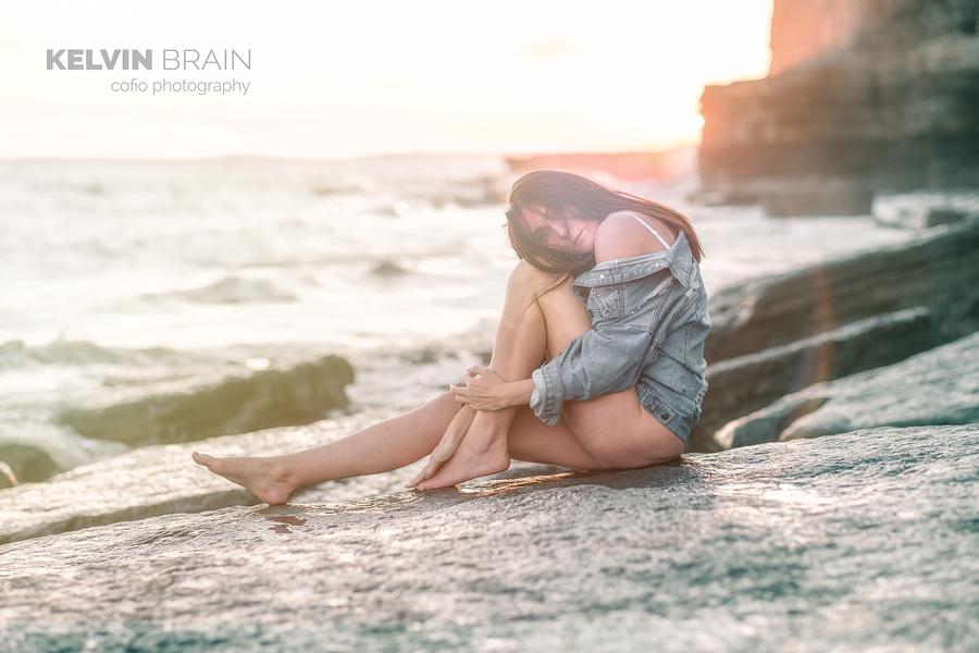 Summertime Blues / Photography by Kelvin Brain - Mill-Lodge Brecon Beacons, Model Stephanie Venn, Post processing by Kelvin Brain - Mill-Lodge Brecon Beacons / Uploaded 26th July 2017 @ 09:48 PM