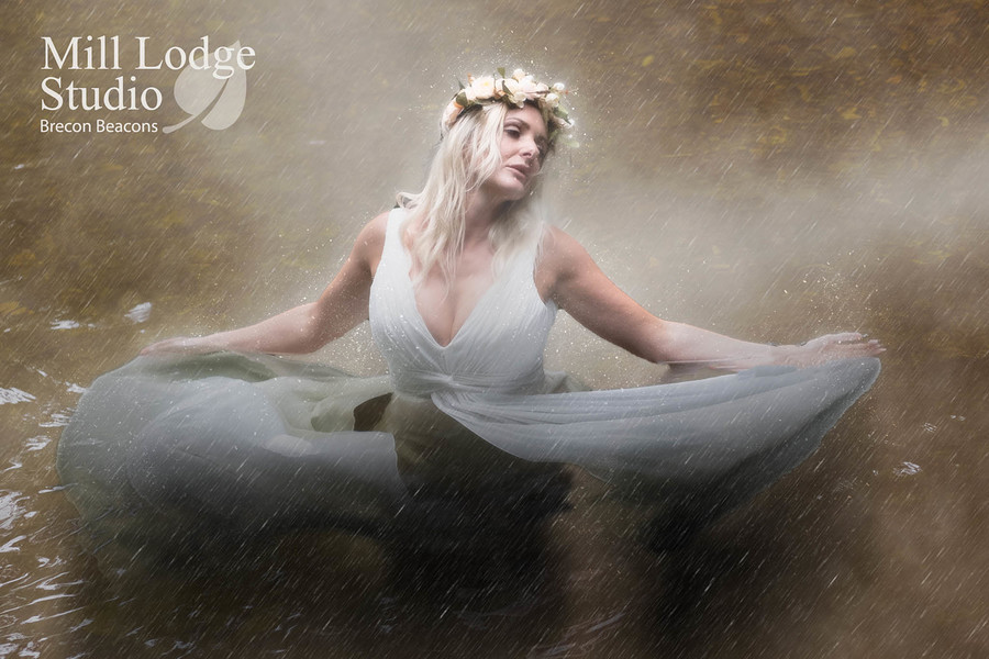 At one with nature / Photography by Kelvin Brain - Mill-Lodge Brecon Beacons, Model Bella Raye, Makeup by Bella Raye, Post processing by Kelvin Brain - Mill-Lodge Brecon Beacons, Taken at Kelvin Brain - Mill-Lodge Brecon Beacons / Uploaded 7th July 2018 @ 10:12 AM