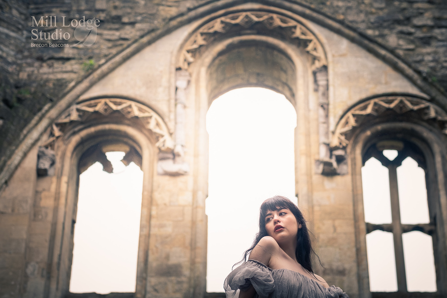 The Old and The New / Photography by Kelvin Brain - Mill-Lodge Brecon Beacons, Model RayvenRJackson, Post processing by Kelvin Brain - Mill-Lodge Brecon Beacons, Taken at Kelvin Brain - Mill-Lodge Brecon Beacons / Uploaded 8th April 2019 @ 01:15 PM