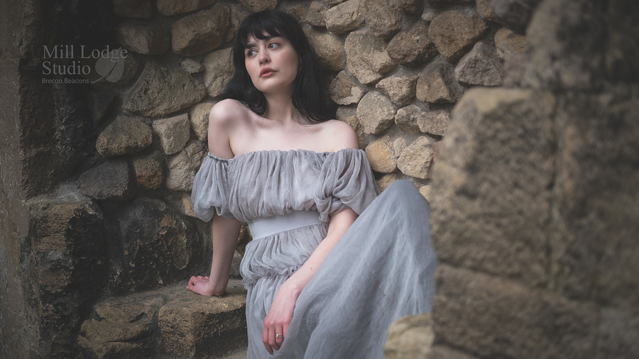 Photography by Kelvin Brain - Mill-Lodge Brecon Beacons, Model RayvenRJackson, Post processing by Kelvin Brain - Mill-Lodge Brecon Beacons / Uploaded 9th April 2019 @ 09:33 PM